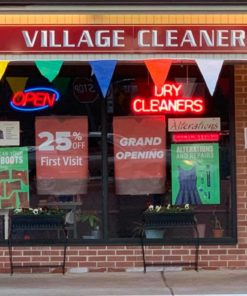 Village Cleaners - Ridgefield Marketplace