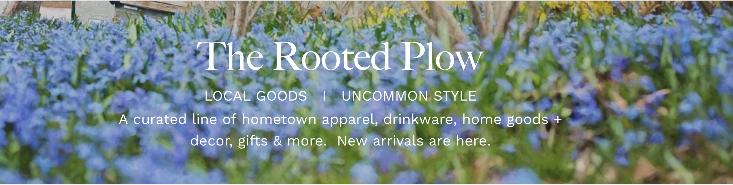 The Rooted Plow