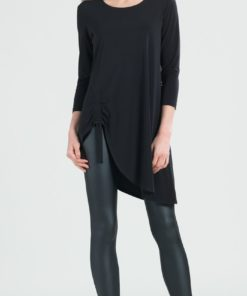 Faux Pull Tie Tunic